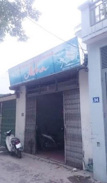 Một trong những địa điểm tập kết, sản xuất Lavie giả của công ty CP Hoàng Sa Việt Nam