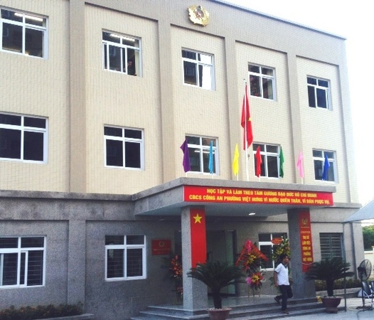 Trụ sở CAP Việt Hưng