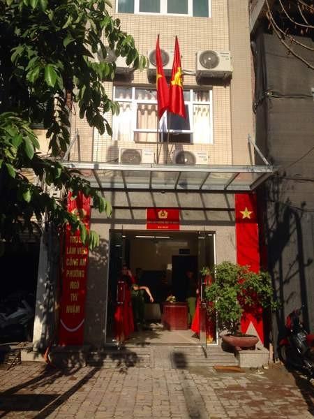 Trụ sở mới CAP Ngô Thì Nhậm