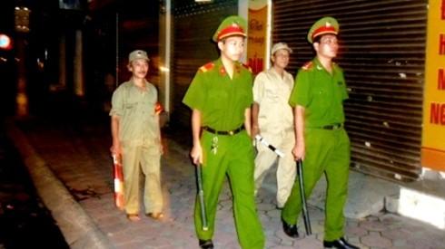 Tăng cường tuần tra, phòng ngừa tội phạm