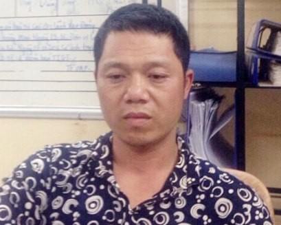 Đối tượng Nguyễn Huy Túc