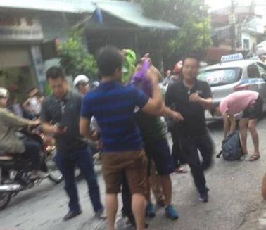 """Thọ """"sứt"""" bị trinh sát Cục CSHS bắt tại địa bàn huyện Nam Sách, Hải Dương chiều 16-9"""