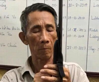 """""""Sát thủ"""" Ma Thanh Toan"""