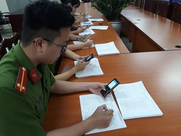 Nhắn tin thông báo, xin lỗi công dân khi thủ tục hành chính bị chậm ảnh 2