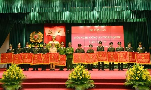 Lực lượng Công an nhân dân có quyền tự hào về những đóng góp vào thành quả chung của đất nước