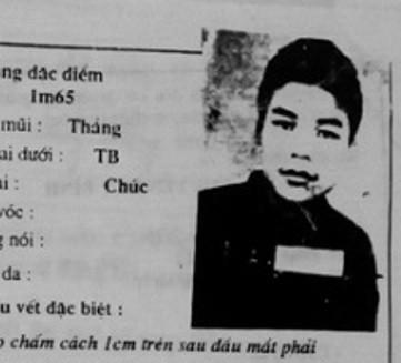 Đối tượng Nguyễn Duy Bình