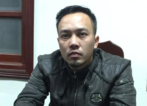 Nguyễn Đức Minh - đối tượng dùng súng bắn đạn bi và...bom giả gây ra vụ cướp hết sức manh động