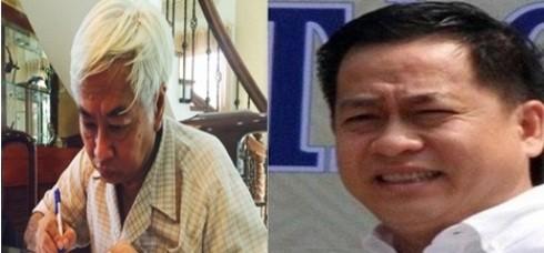 """Ông Trần Phương Bình và Vũ """"nhôm"""" là 2 cái tên đáng chú ý trong vụ án này"""