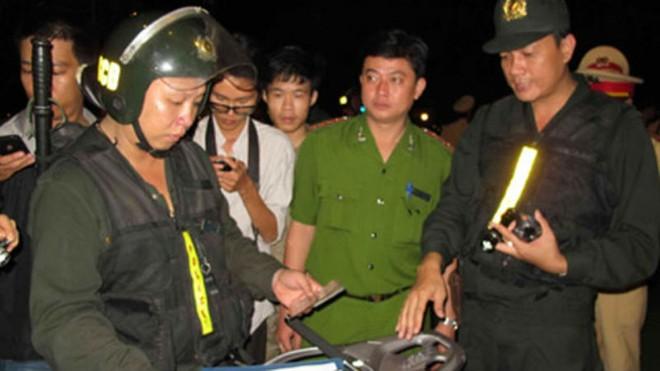 Công an Hà Nội tăng cường kiểm tra hành chính, phát hiện vi phạm, tội phạm