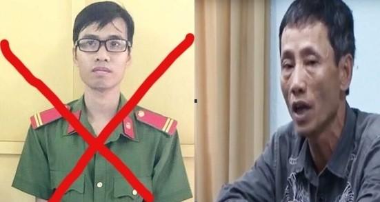 Đối tượng Nguyễn Hùng Thái có hành vi giả danh Công an; và đối tượng Trương Hữu Lộc (SN 1961, trú tại quận Tân Bình, TP. HCM), đã bị CQĐT khởi tố về hành vi phá rối an ninh