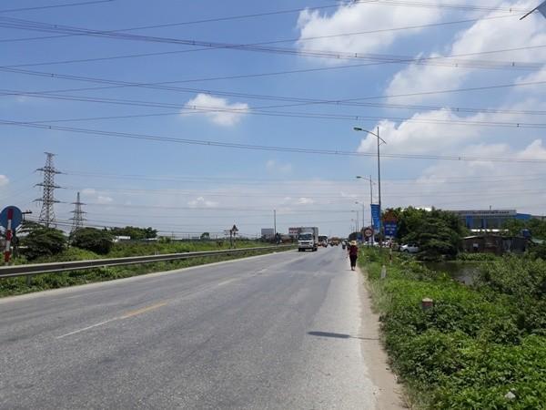 Các tuyến huyết mạch ở huyện Thường Tín đều có camera giám sát