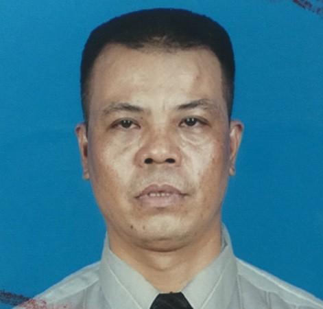Bị can Nguyễn Mạnh Hùng