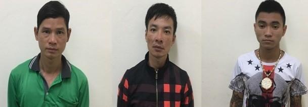 Nhóm người kéo đến nhà anh Nguyễn gây áp lực đòi tiền đang bị cơ quan Công an xử lý
