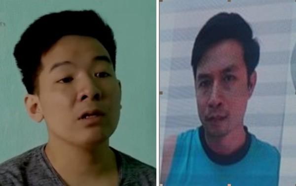 Chân dung 2 kẻ cầm đầu: Nguyễn Đức Thành và Nguyễn Cao Thắng