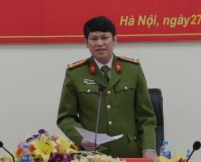 Đại tá Nguyễn Văn Viện - Phó Giám đốc CATP Hà Nội