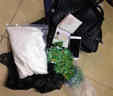 Nhân viên sòng bài 'đánh quả' bằng phi vụ buôn ma túy 'khủng' ảnh 2