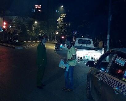 Lực lượng Công an tăng cường tuần tra đêm, phòng ngừa vi phạm pháp luật