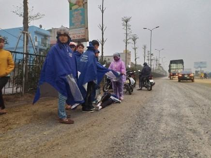 Vụ tai nạn xảy ra sáng sớm ngày 28-12