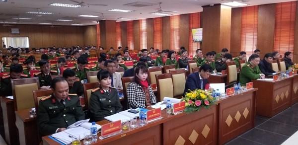 Hội nghị triển khai công tác năm 2019 của CAQ Hai Bà Trưng xác định nhiều nhiệm vụ, giải pháp trọng tâm