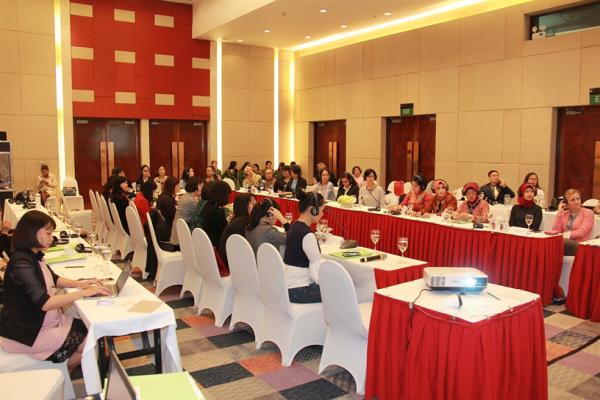 Nhiều kinh nghiệm thực tiễn quý báu đã được trao đổi tại Hội nghị