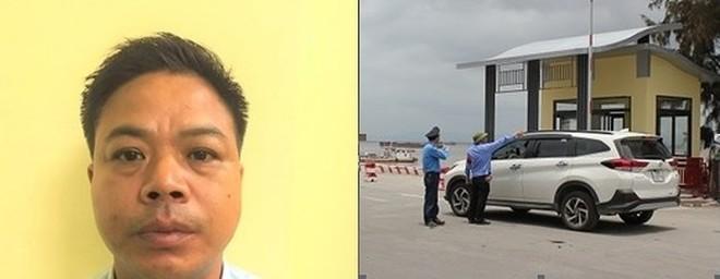 Nguyễn Văn Vang và bến phá Gót, nơi phát hiện hành vi sai phạm