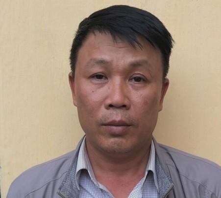 Đối tượng Nguyễn Danh Lý