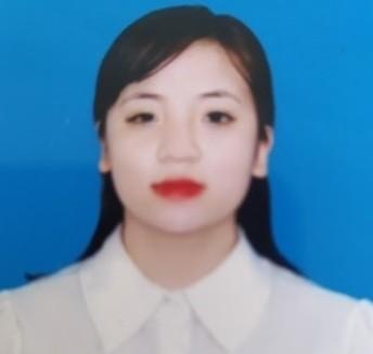 Đối tượng Trang (ảnh cơ quan Công an cung cấp)