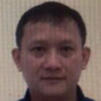 Đối tượng Bùi Quang Huy đang bị truy nã đỏ