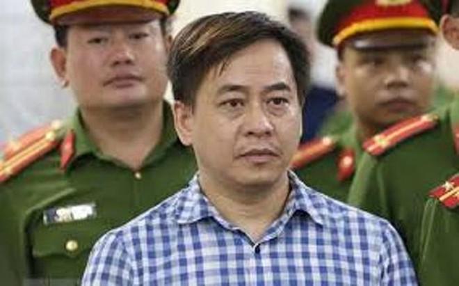 Bị cáo Phan Văn Anh Vũ tại một phiên tòa xét xử