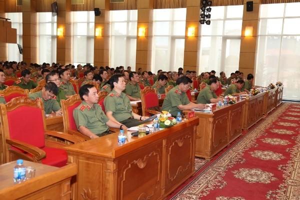 Hội nghị đã có những đánh giá, phân tích kỹ về kết quả, cả những tồn tại trong công tác xây dựng Đảng, xây dựng lực lượng