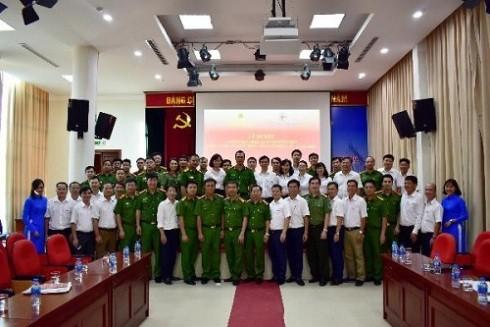 Thực hiện Quy chế phối hợp giữa CAQ Long Biên và Điện lực Long Biên đã phòng ngừa, ngăn chặn được nhiều vụ việc phức tạp