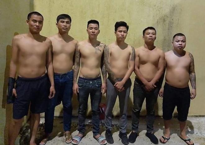 Số đối tượng liên quan đến vụ hỗn chiến ở xã Ngọc Lương, huyện Yên Thủy