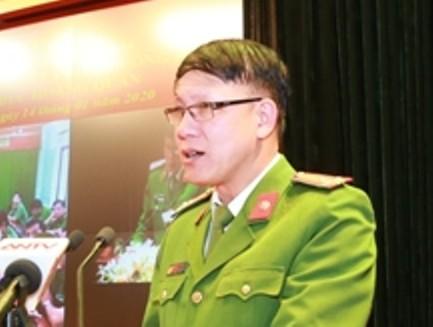 Thượng tá Phạm Phi Hùng, Phó Trung đoàn Trưởng E22- Trung đoàn CSCĐ