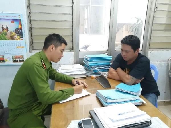 Cơ quan Công an đấu tranh với đối tượng trong chuyên án