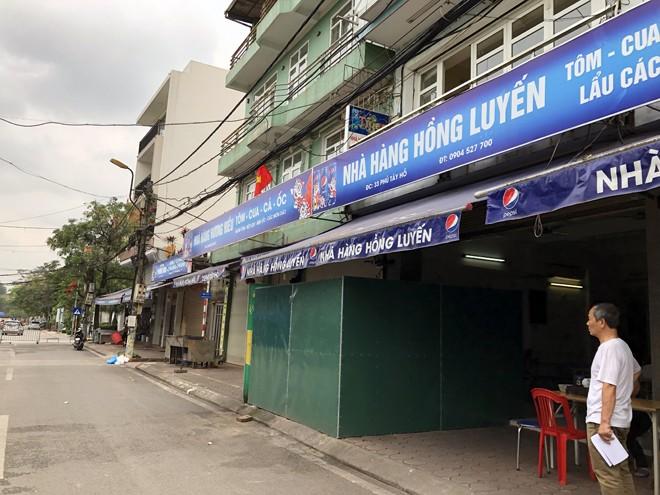 Hà Nội: Phòng chống dịch Covid-19, nhiều hàng quán chấp hành nghiêm yêu cầu của lãnh đạo Thành phố ảnh 11