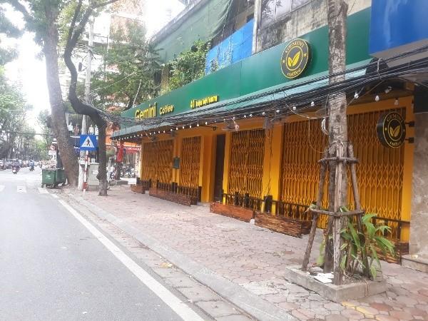 Hà Nội: Phòng chống dịch Covid-19, nhiều hàng quán chấp hành nghiêm yêu cầu của lãnh đạo Thành phố ảnh 3