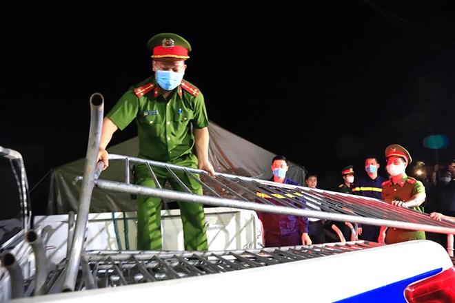 Kết thúc cách ly phòng dịch Covid-19 tại xã Dũng Tiến, huyện Thường Tín: Nhịp sống bình thường đang ở phía trước ảnh 5