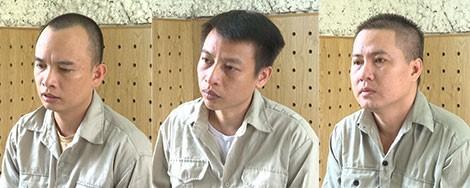 Một số đối tượng trong vụ án bị khởi tố, tạm giam