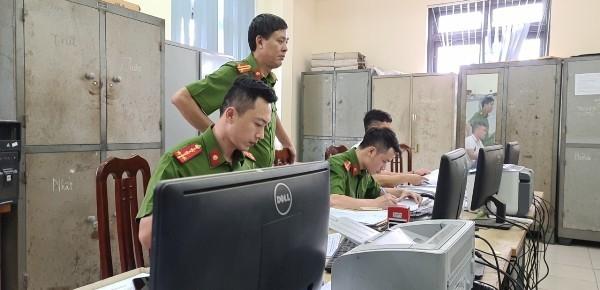 Công an 14 phường trên địa bàn quận Long Biên nói riêng đang quyết liệt thực hiện Mệnh lệnh số 05 của Giám đốc Công an thành phố
