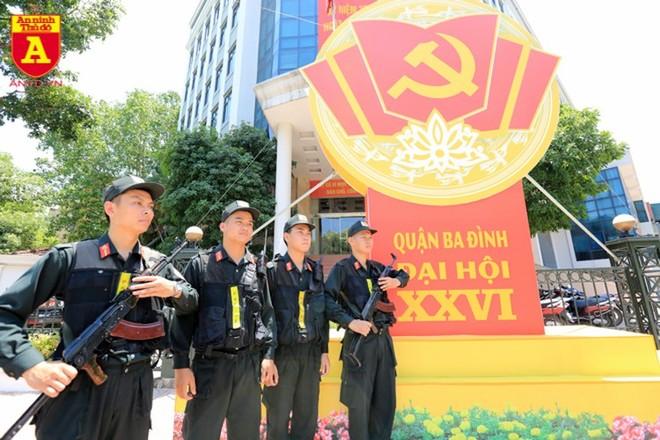Sẵn sàng tốt nhất cho công tác tổ chức Đại hội Đảng bộ Công an thành phố Hà Nội ảnh 1