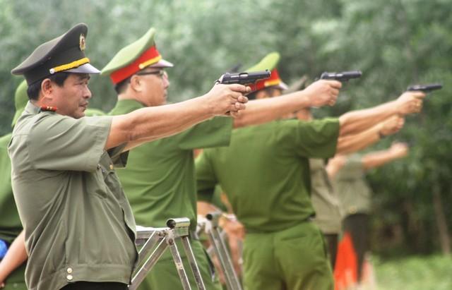 Giải bắn súng quân dụng Báo ANTĐ CATP Hà Nội ngày càng được tổ chức chuyên nghiệp hơn