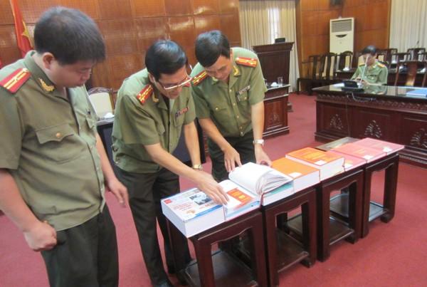 8 bài dự thi đạt kết quả cao nhất trong số hơn 19.000 bài dự thi của CATP Hà Nội