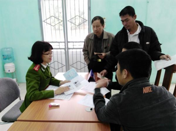 CAQ Bắc Từ Liêm khai trương trụ sở cấp Căn cước công dân ảnh 4