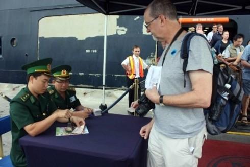 Lực lượng Biên phòng sẽ chịu trách nhiệm kiểm tra thị thực điện tử nhập cảnh vào Việt Nam từ đường bộ