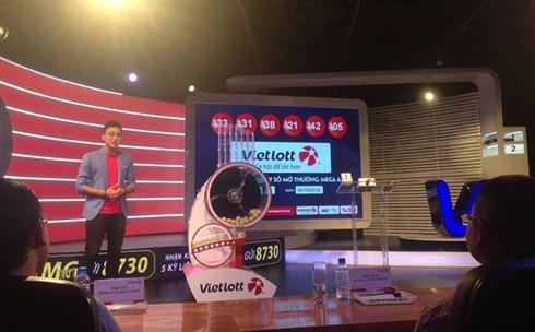 Các buổi quay số của Xổ số điện toán Vietlott đều có sự giám sát của Cục An ninh Tài chính tiền tệ đầu tư