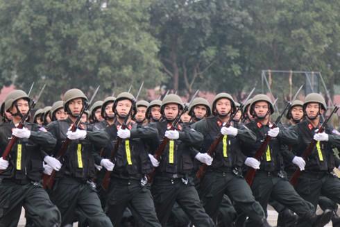 Lực lượng Cảnh sát đặc nhiệm cơ động đã trực tiếp tham gia hàng trăm chuyên án lớn