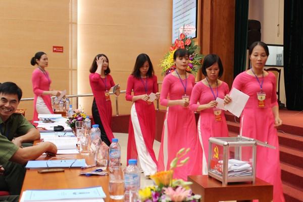 Đại hội Công đoàn Phòng Hậu cần đã trở thành ngày hội của người lao động đang công tác trong Phòng Hậu cần