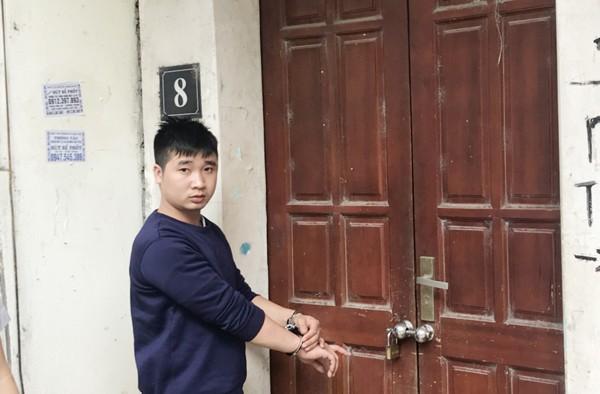 Đối tượng Nguyễn Phi Trung