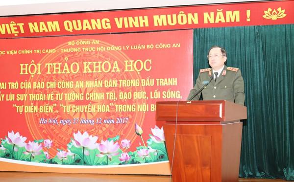 Thượng tướng Nguyễn Văn Thành: B