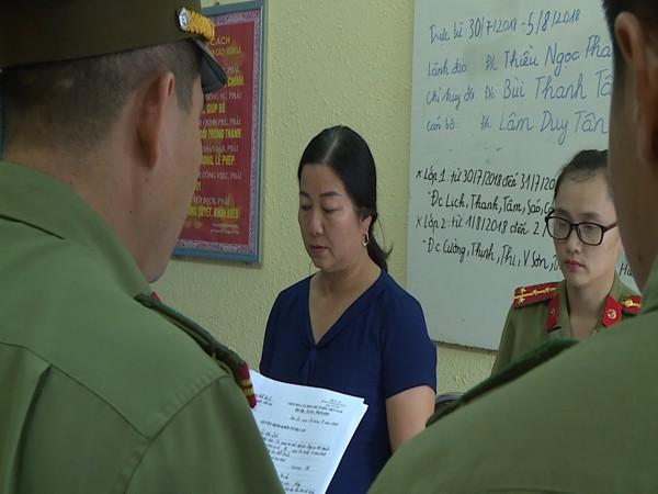 Bắt tạm giam 3 cán bộ do sai phạm trong kỳ thi THPT quốc gia tại Sơn La